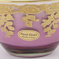 """Design """"Tralcio 6/Gold Colors"""""""