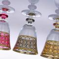 """Design """"Athene 6/Gold Colors (Parison Clear)"""""""