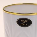 """Design """"Rim White Gold"""""""