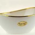 """Design """"Bianco Latte + Filo Oro"""""""
