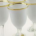 """Design """"Parison Bianco Latte + Filo Oro"""""""